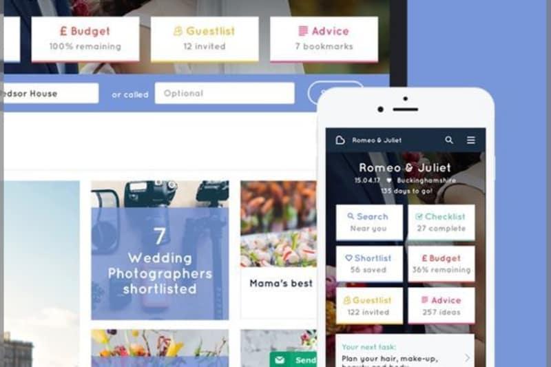 bridebook.co.uk your wedding planning app