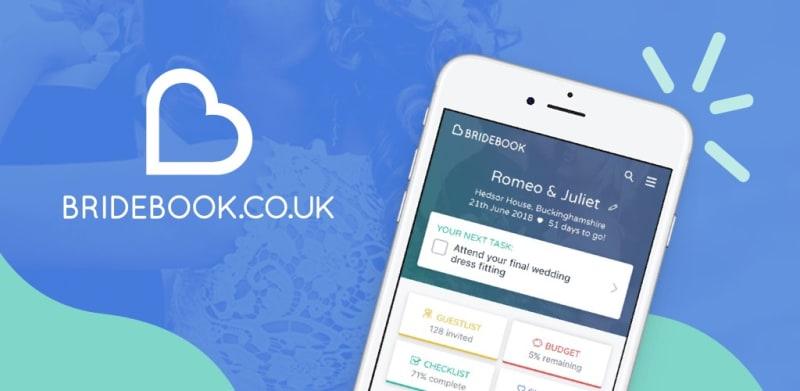 bridebook app