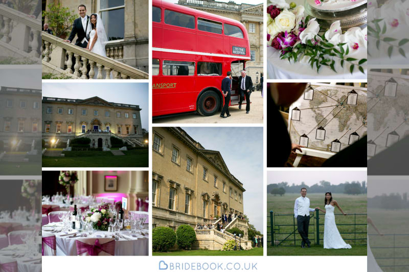 South East | Oxfordshire | Banbury | Autumn | Classic | Purple |  | Country House | Real Wedding | Guy Hearn Photography #Bridebook #RealWedding #WeddingIdeas Bridebook.co.uk