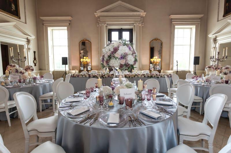 Bridebook.co.uk wedding styling