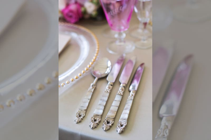 Bridebook.co.uk wedding crockery