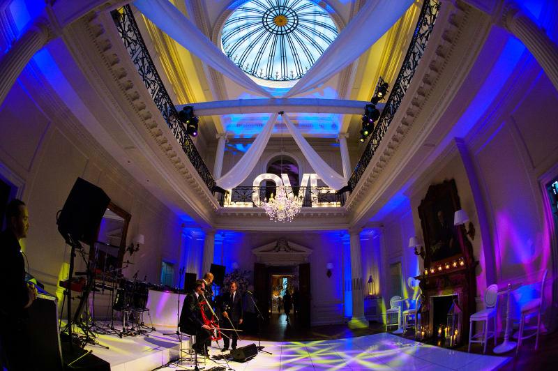 Bridebook.co.uk Hedsor House dancefloor