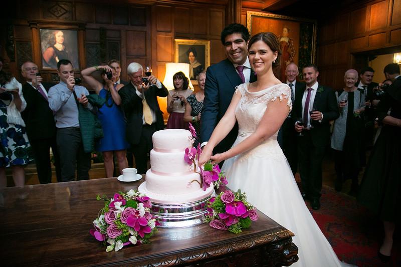 South East | Buckinghamshire | Great Hampden | Summer | Classic | Purple | Plum | Country House | Real Wedding | Guy Hearn Photography #Bridebook #RealWedding #WeddingIdeas Bridebook.co.uk