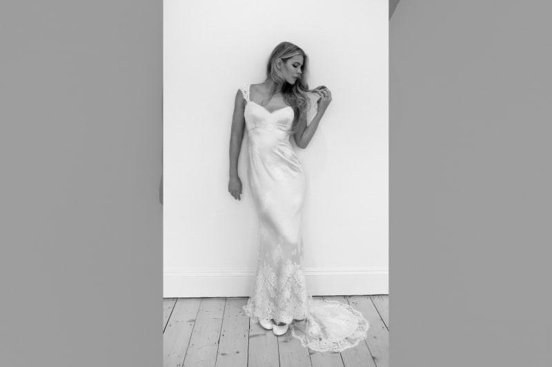 bridebook.co.uk Louise Selby's Primrose Dress