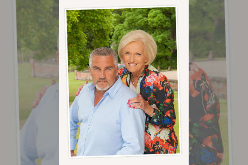 Bridebook.co.uk- Mary Berry and Paul Hollywood