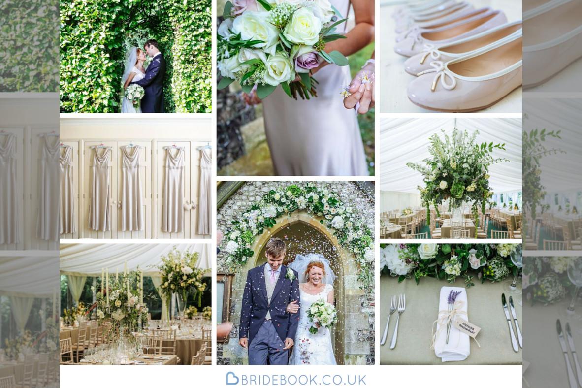 Summer   Country   Garden   Neutrals   Gold   Marquee   Real Wedding   Haijley Photography #Bridebook #RealWedding #WeddingIdeas Bridebook.co.uk