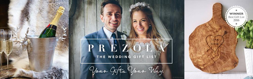 bridebook.co.uk prezola gift list banner
