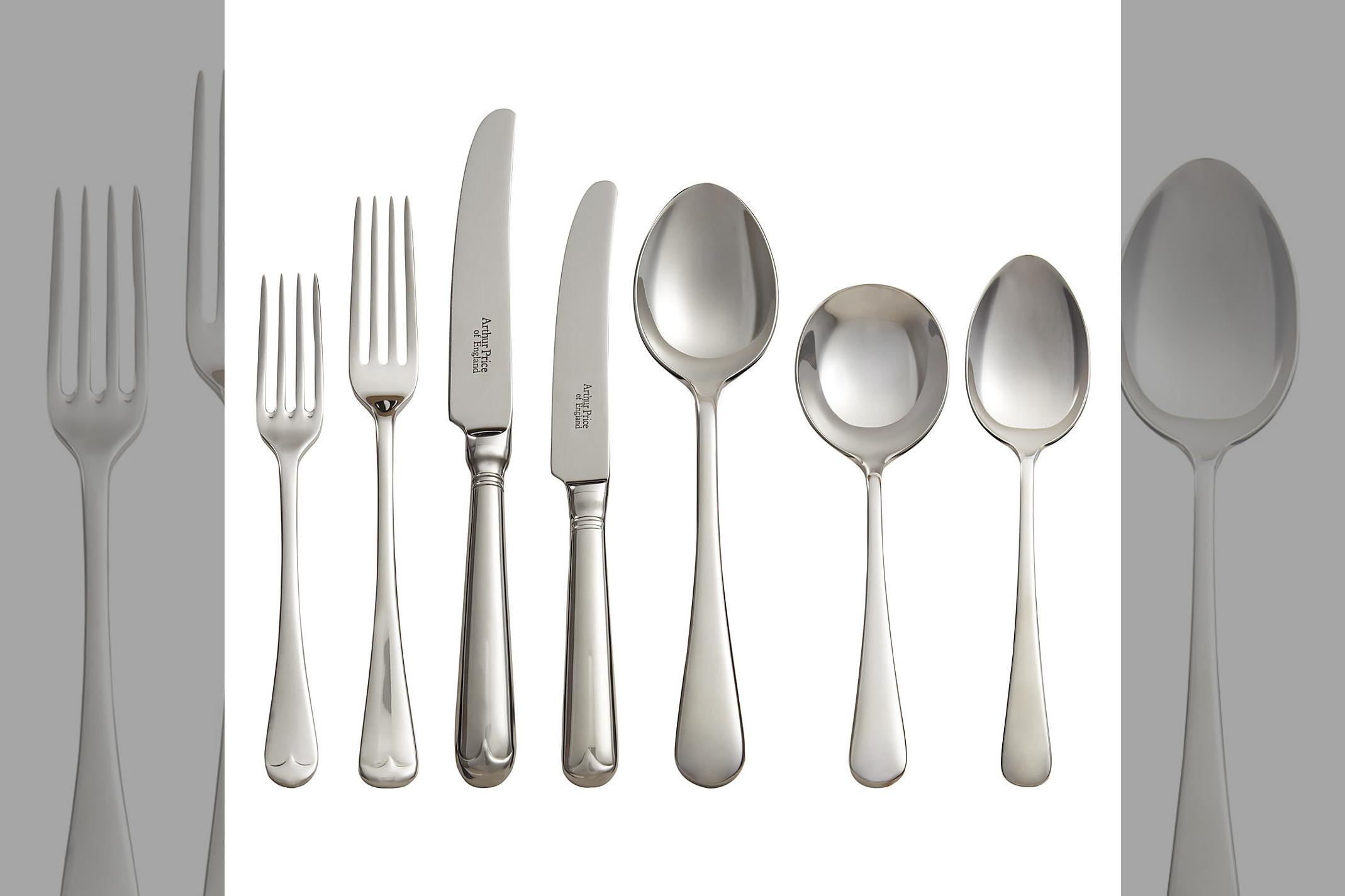 bridebook.co.uk prezola set of cutlery