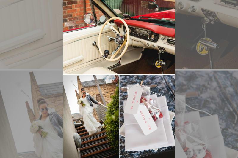 Bridebook.co.uk cool and stylish jewish london wedding