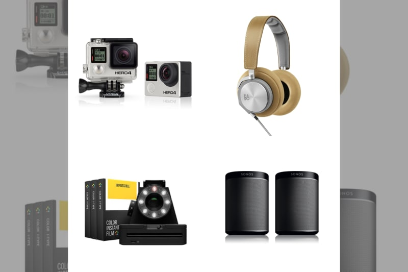 Bridebook.co.uk selection of top tech wedding gifts