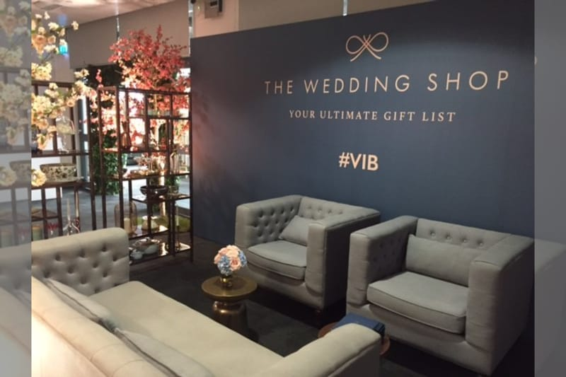 Bridebook.co.uk wedding shop branded vip area