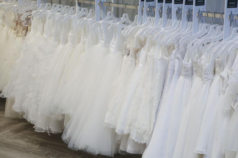 Bridebook.co.uk selection of flower girl dresses