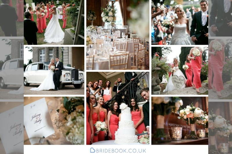 South East | Buckinghamshire | Maidenhead | Autumn | Classic | Elegant | Pink | Brights | Coral | Country House | Real Wedding | Guy Hearn Photography #Bridebook #RealWedding #WeddingIdeas Bridebook.co.uk