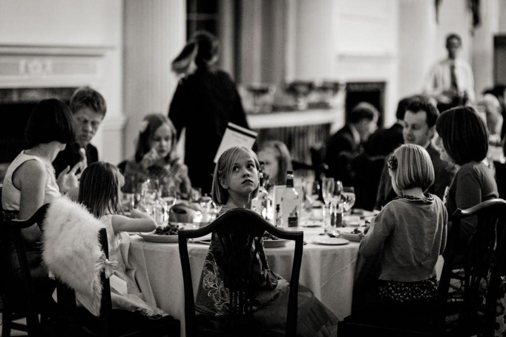 Bridebook.co.uk- childrens table at wedding