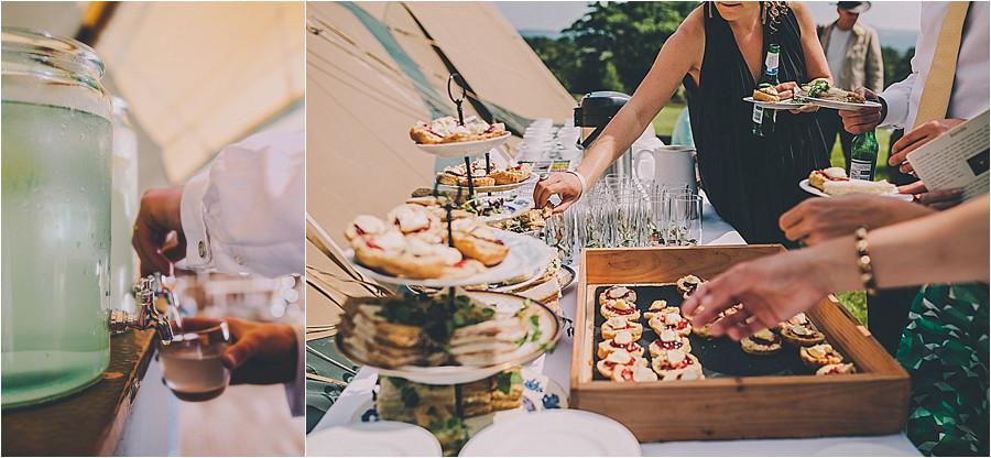 Bridebook.co.uk- wedding breakfast buffet
