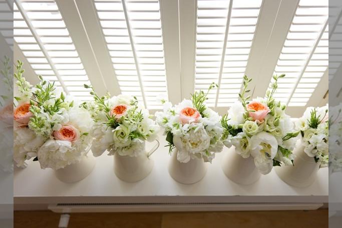 Bridebook.co.uk- wedding bouquets in jars