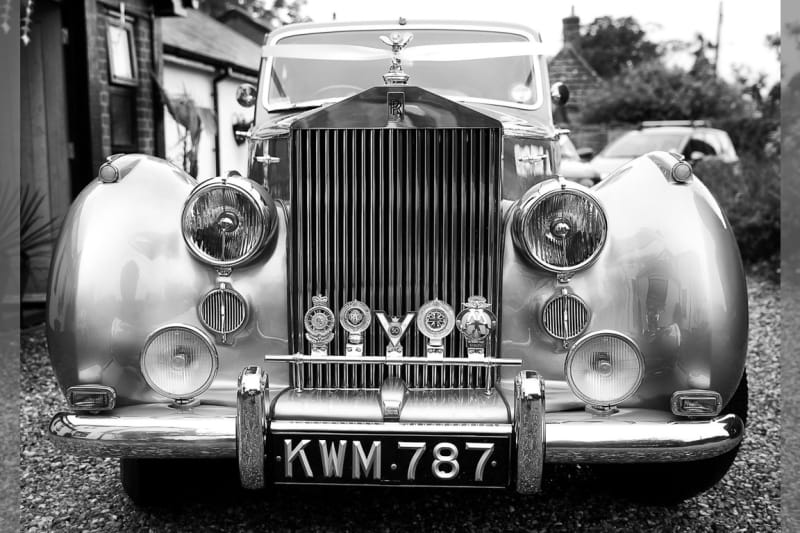 Bridebook.co.uk- rolls royce wedding car