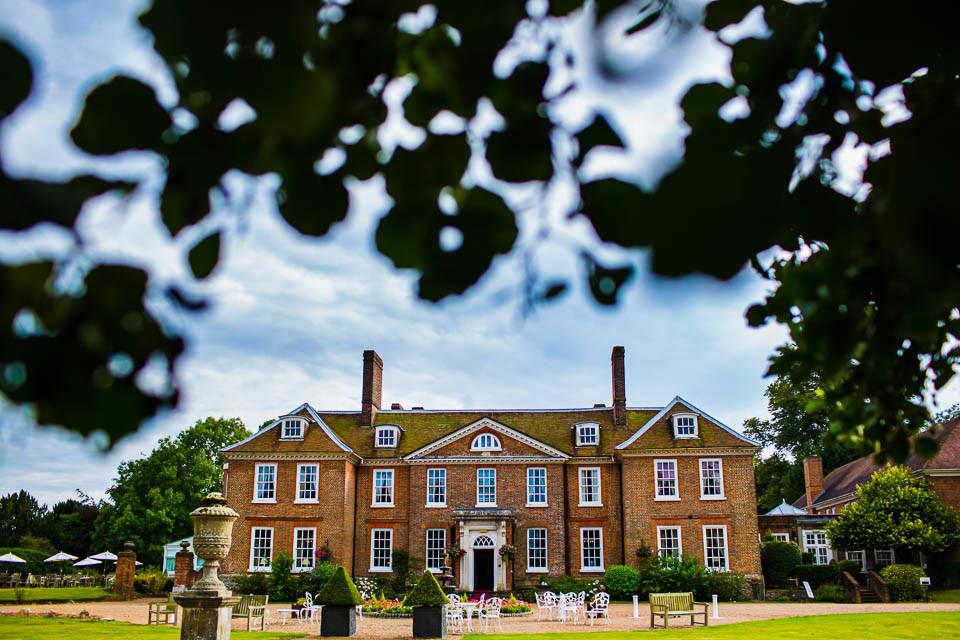 Bridebook.co.uk- country house wedding venue facade