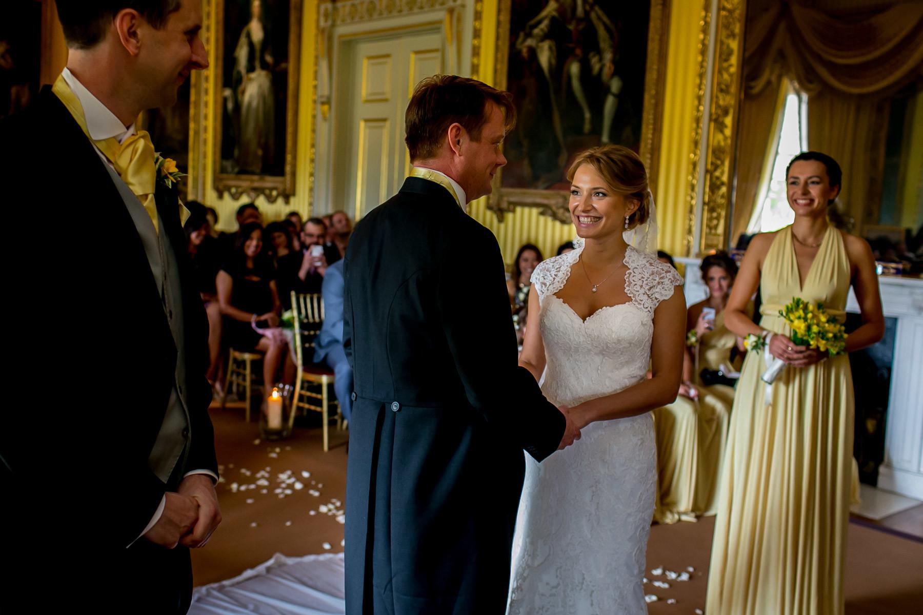 Bridebook.co.uk- bride and groom saying their vows