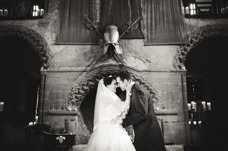 Bridebook.co.uk- bride and groom about to kiss