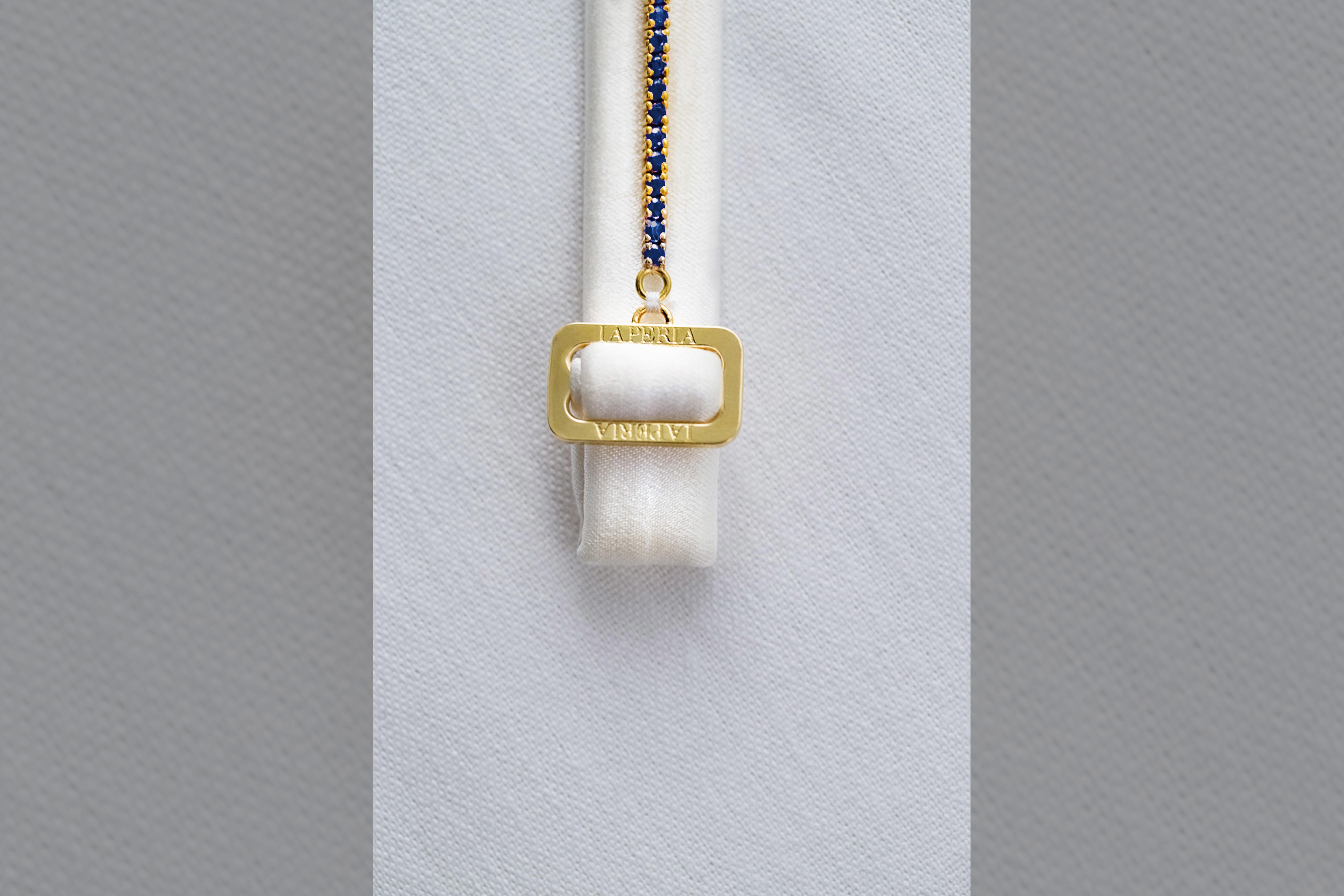 Bridebook.co.uk La Perla made to measure strap