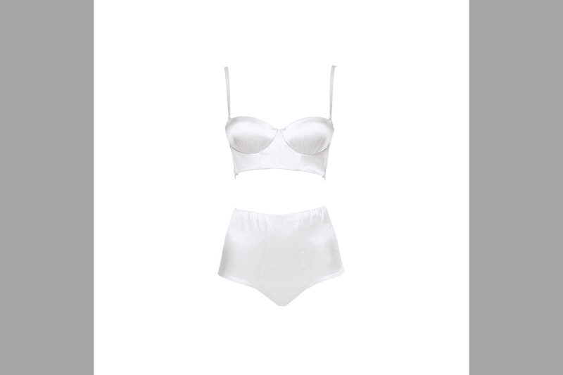 Bridebook.co.uk wedding dress lingerie la perla