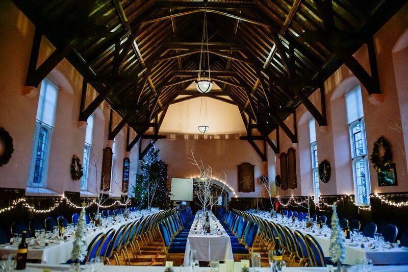 South East | Norfolk | Norwich | Winter | Natural | Rustic | Blue | Red | Historic Buillding | Real Wedding | Hajley Photography #Bridebook #RealWedding #WeddingIdeas Bridebook.co.uk