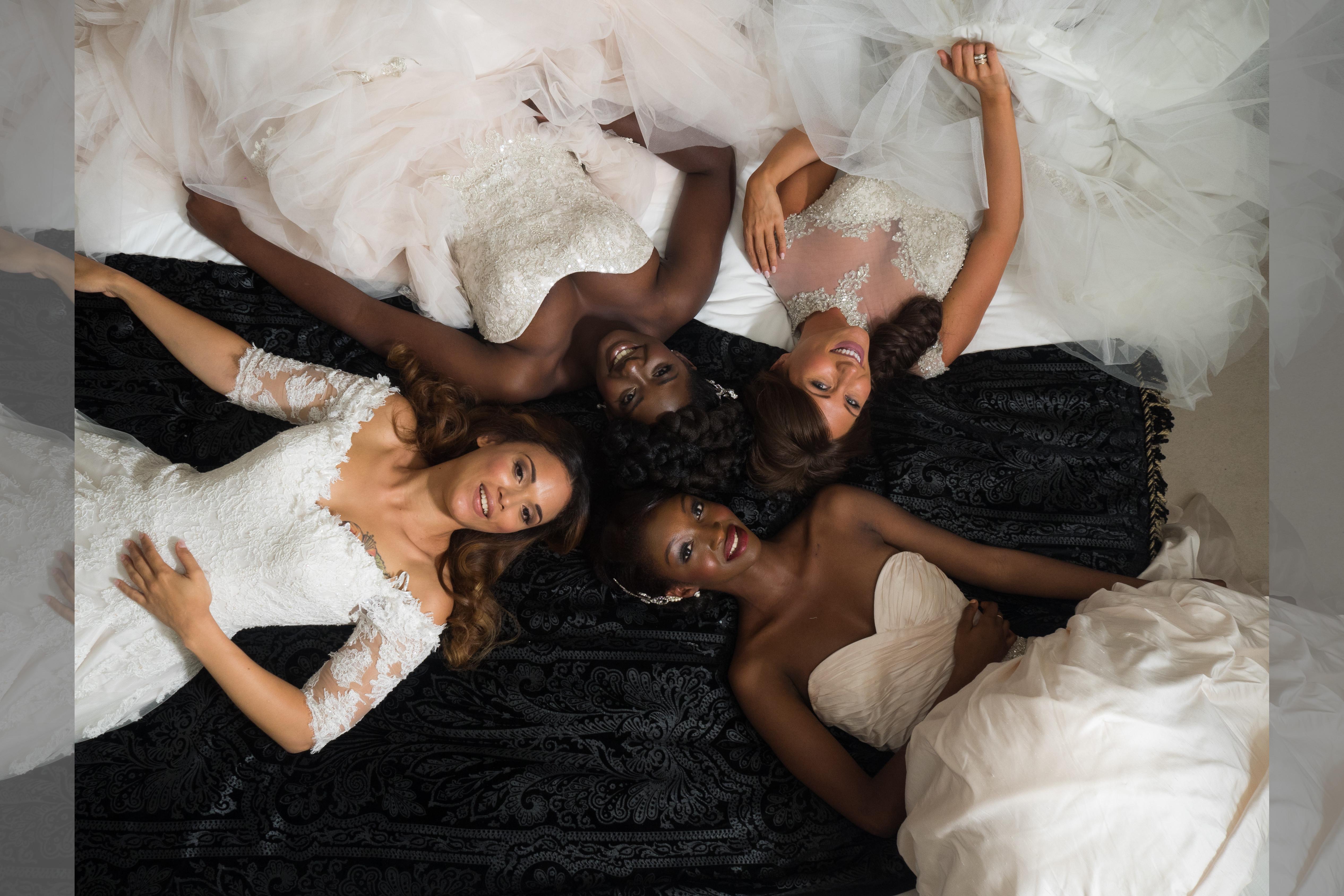 Bridebook.co.uk brides of all skin tones