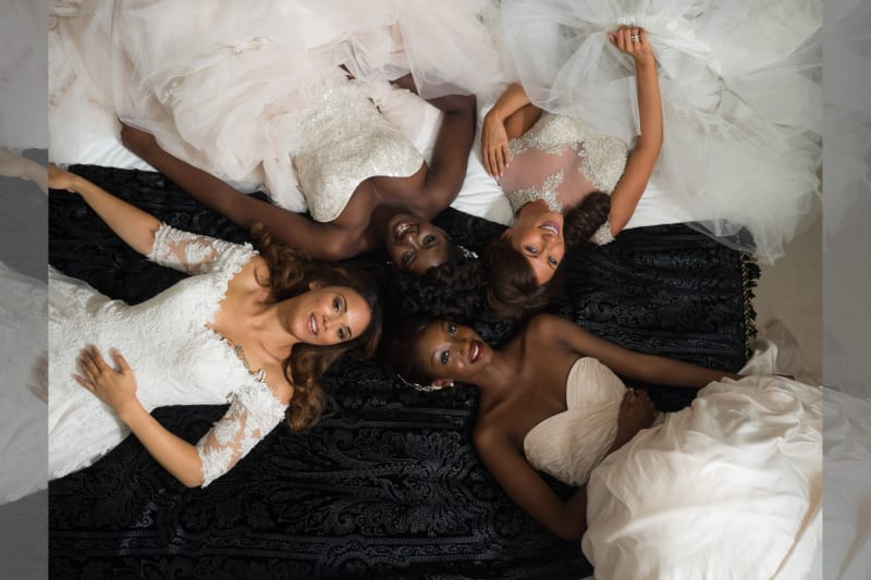 Bridebook.co.uk brides of all skin tones