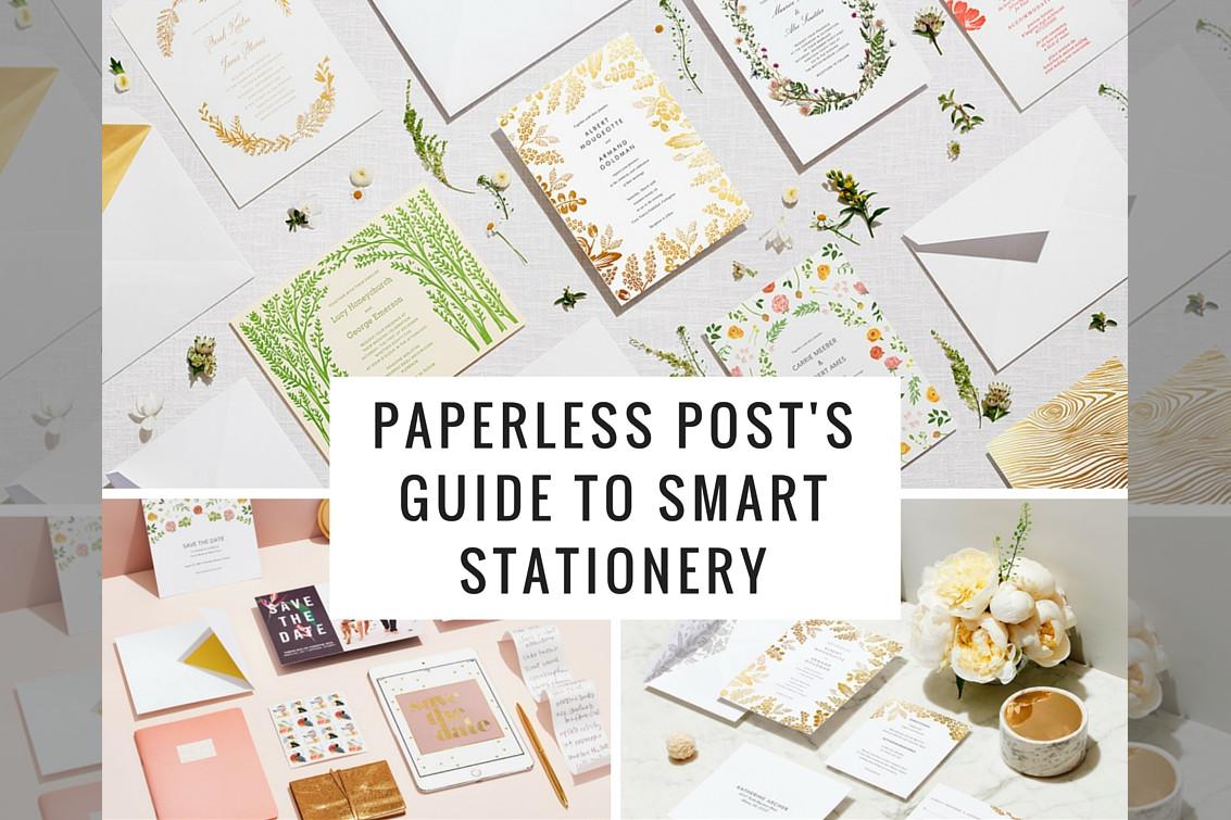 bridebook.co.uk paperless post collage