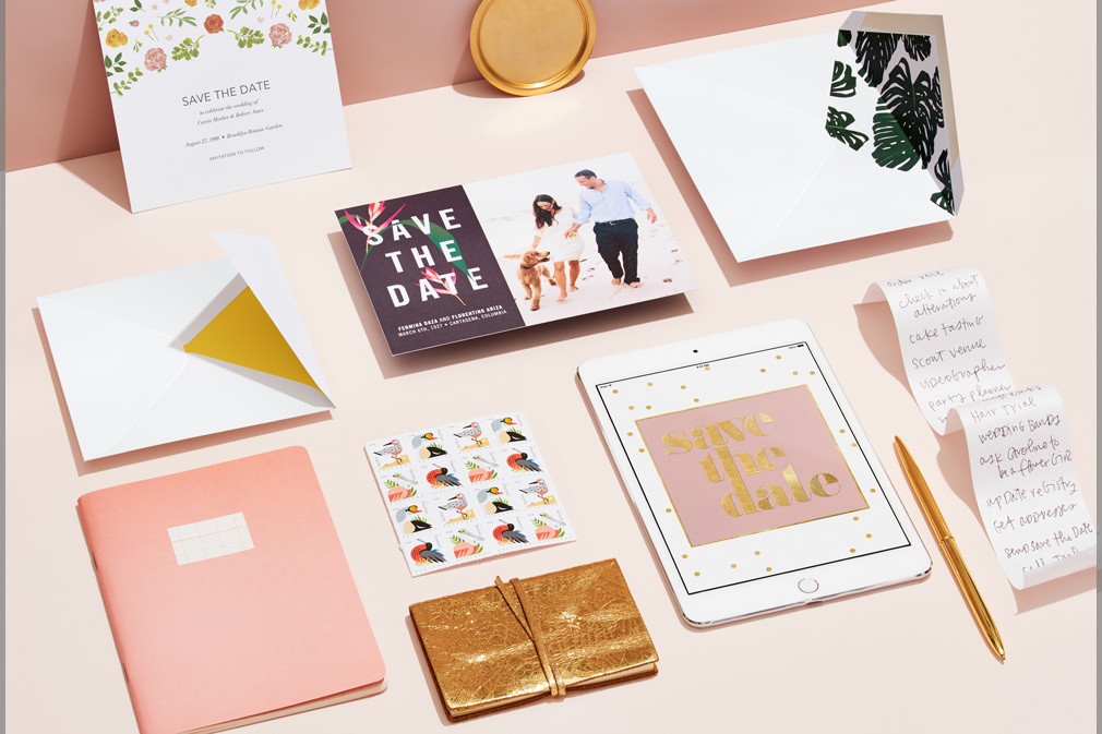 bridebook.co.uk paperless posts save the dates