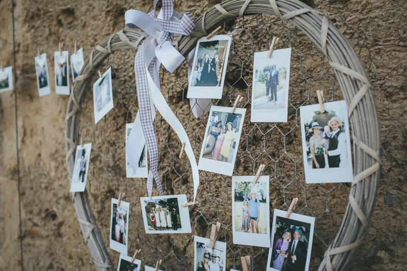 BSouth West | Devon | Hittisleigh | Spring | Boho | DIY | Outdoor | White | Orange | Barn | Real Wedding | Helen Lisk Photography #Bridebook #RealWedding #WeddingIdeas Bridebook.co.uk