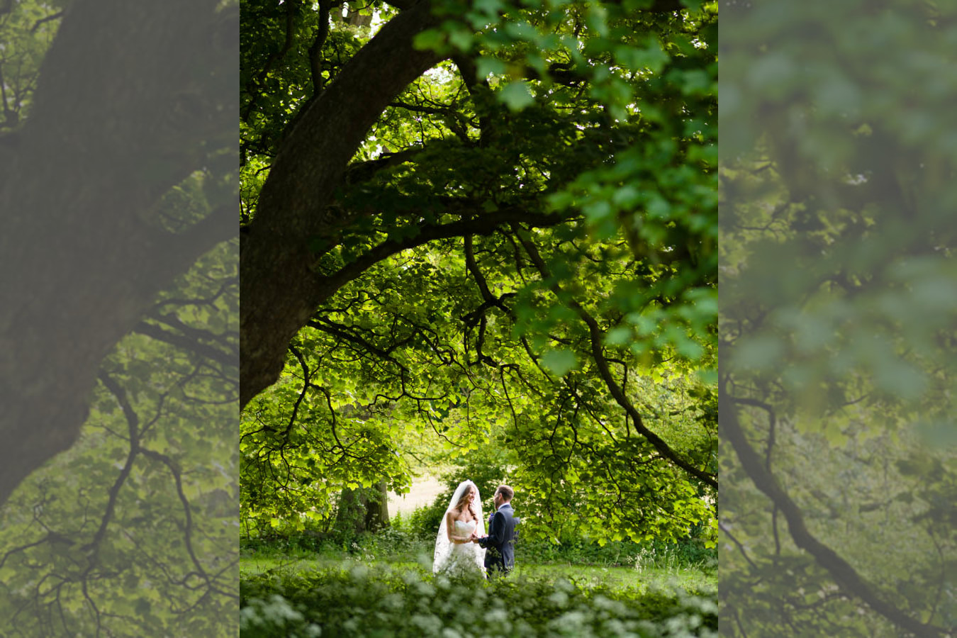 South West | Somerset | Frome | Summer | Classic | Outdoor | Blue | White | Country House | Real Wedding | Chris Giles Photography #Bridebook #RealWedding #WeddingIdeas Bridebook.co.uk