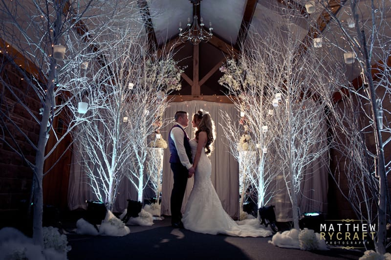 10 Best Winter Wedding Venues In The UK