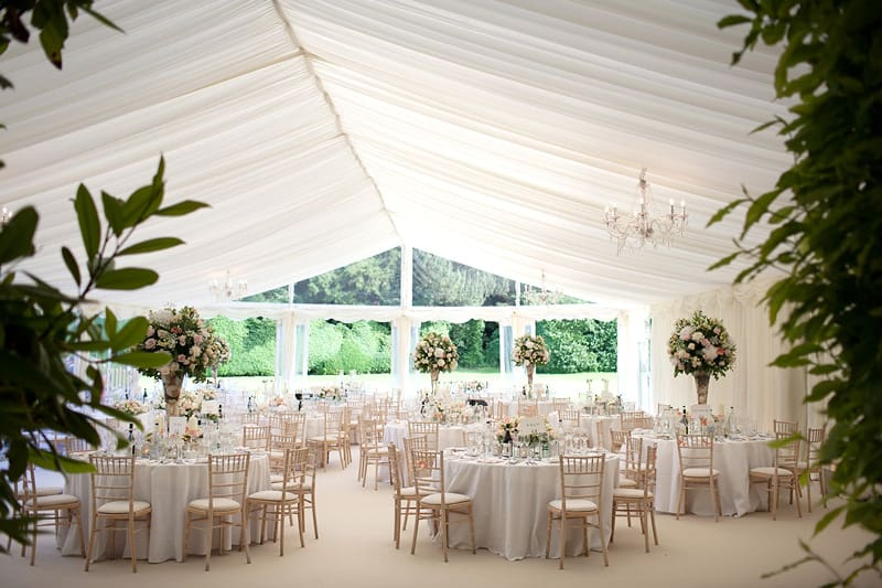 South West | Hampshire | Winchester | Summer | Classic | Country | Outdoor | Pink | Blue | Marquee | Real Wedding | Guy Hearn Photography #Bridebook #RealWedding #WeddingIdeas Bridebook.co.uk