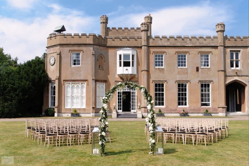 Bridebook.co.uk Nonsuch Mansion