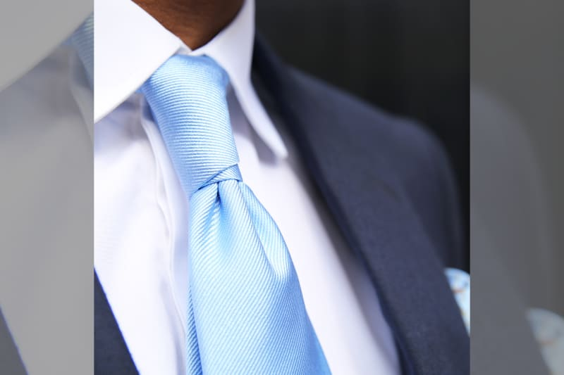 Bridebook.co.uk groom tie tips