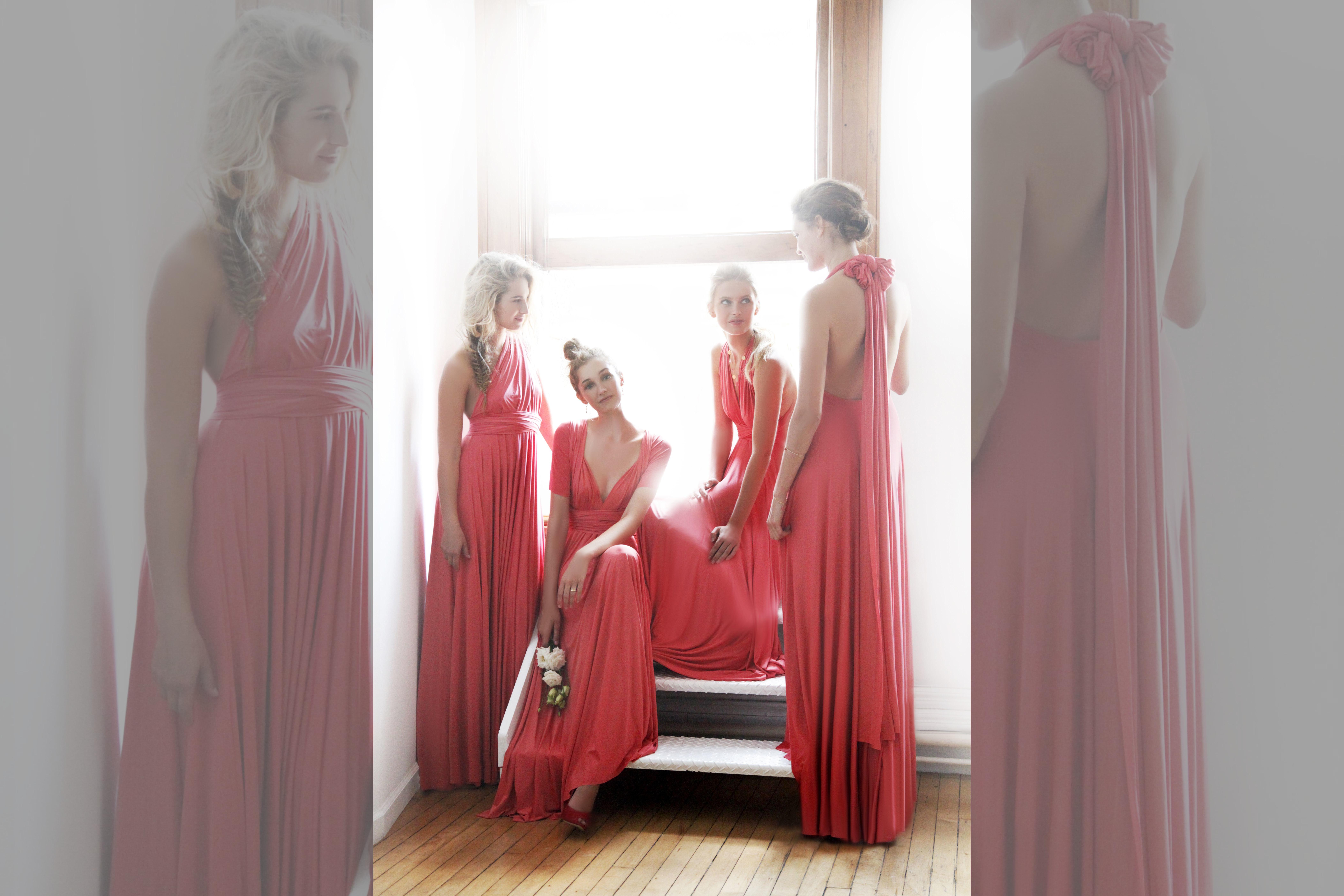 bridebook.co.uk-twobirds bright full length dresses