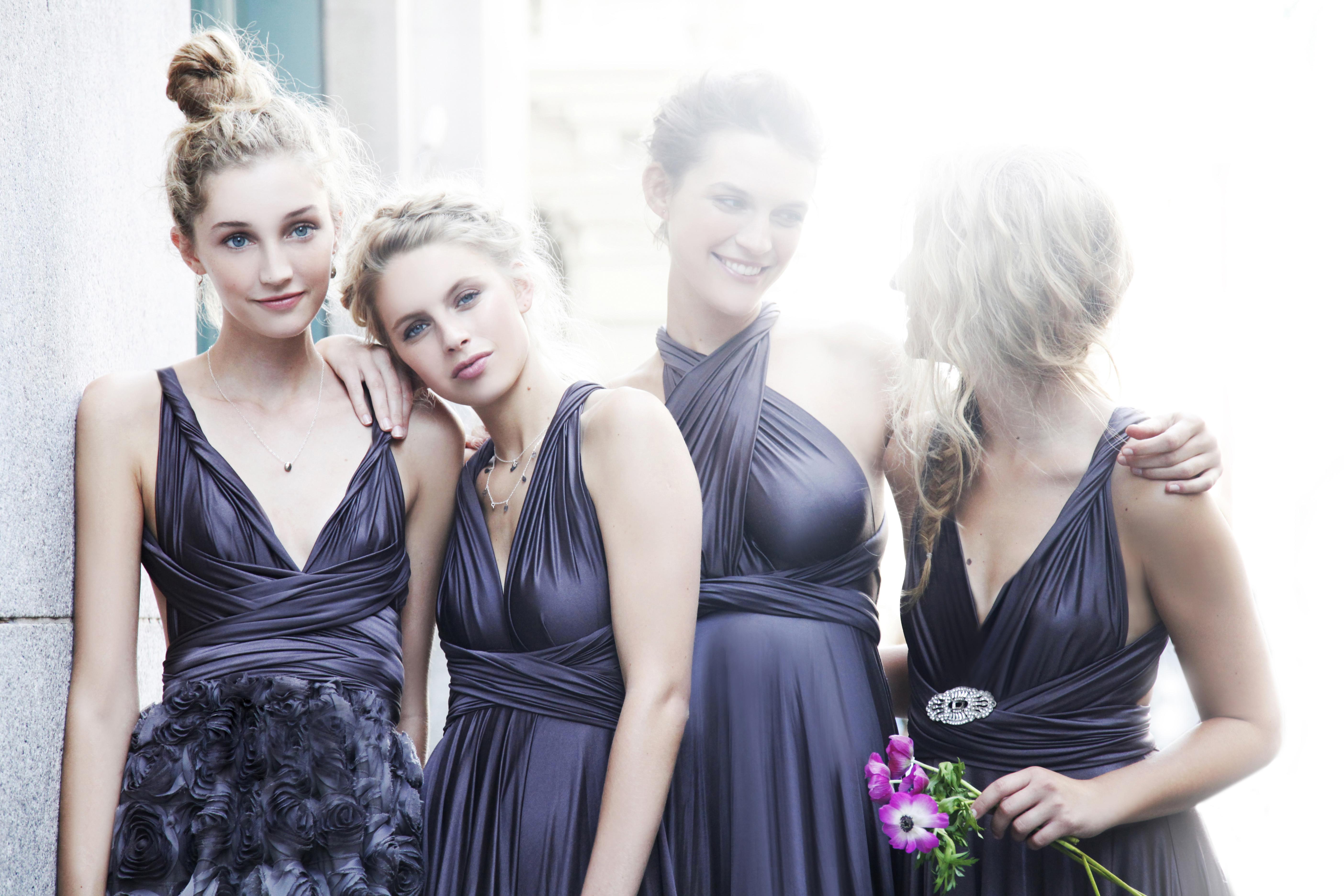 bridebook.co.uk twobirds steel dresses in different styles