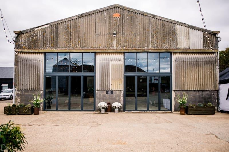 The Barns at Lodge Farm wedding venue