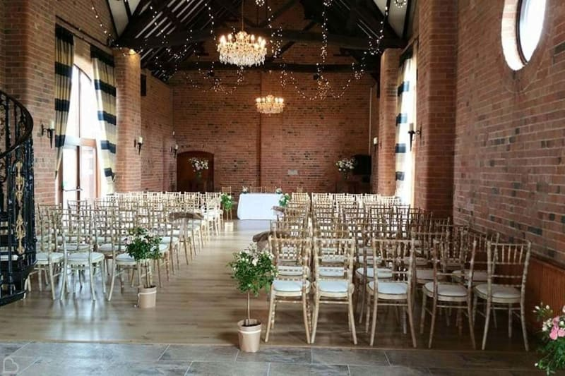 the stratford park hotel & golf club a barn venue in the uk