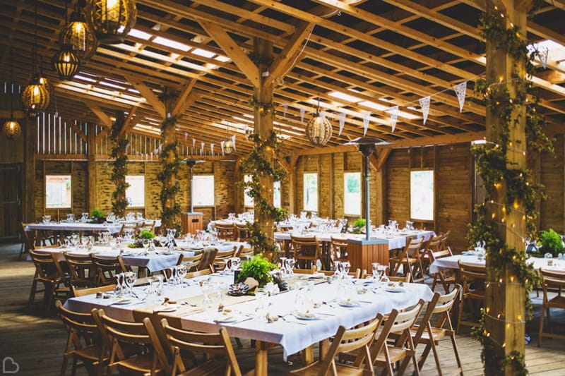 the amazing wedding company wedding barn