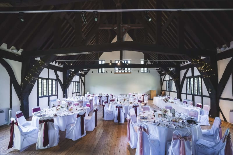 the hospitium a barn wedding venue in yorkshire