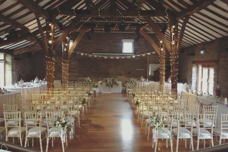 northorpe barn wedding venue