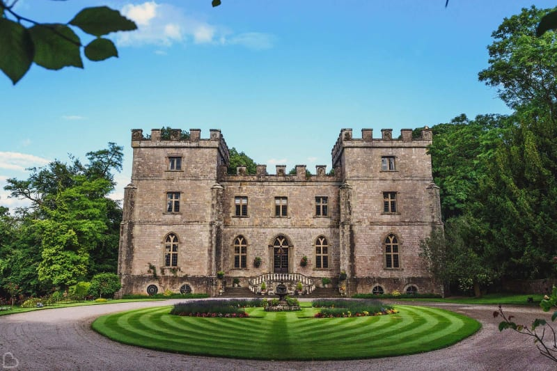 Clearwell Castle wedding venue