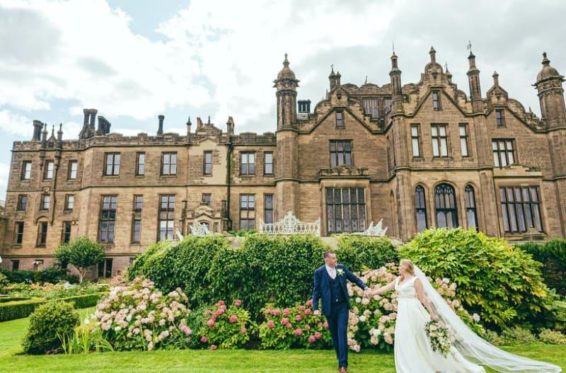 Allerton Castle wedding venue