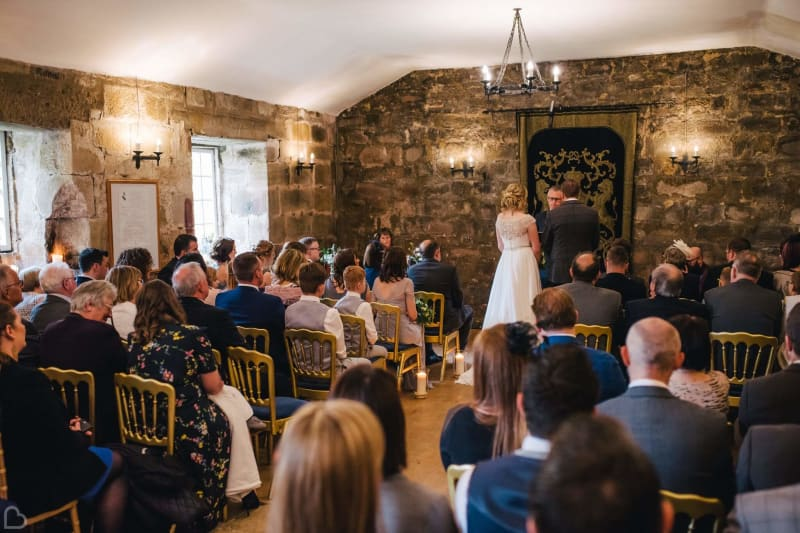 danby castle a historic wedding venues in the uk