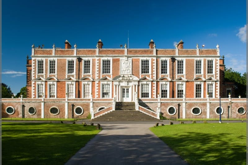 Wedding venues in Liverpool - Croxteth Hall