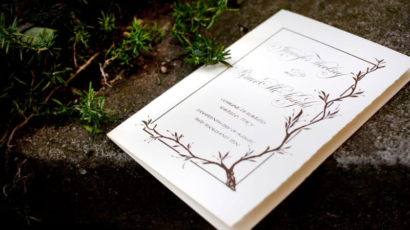 bridebook.co.uk wedding stationery