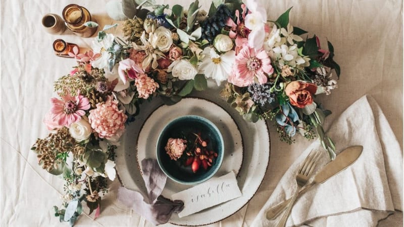 Hazel floristry